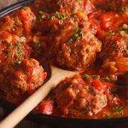 Albondigas, Mexican Meatballs