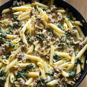 Bell_Peppers_Sausage_Spinach