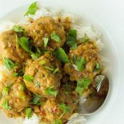 Coconut-CurryMeatballs