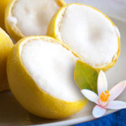 Lemon Coconut Treats