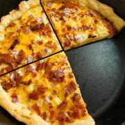 Potato Pan Pizza